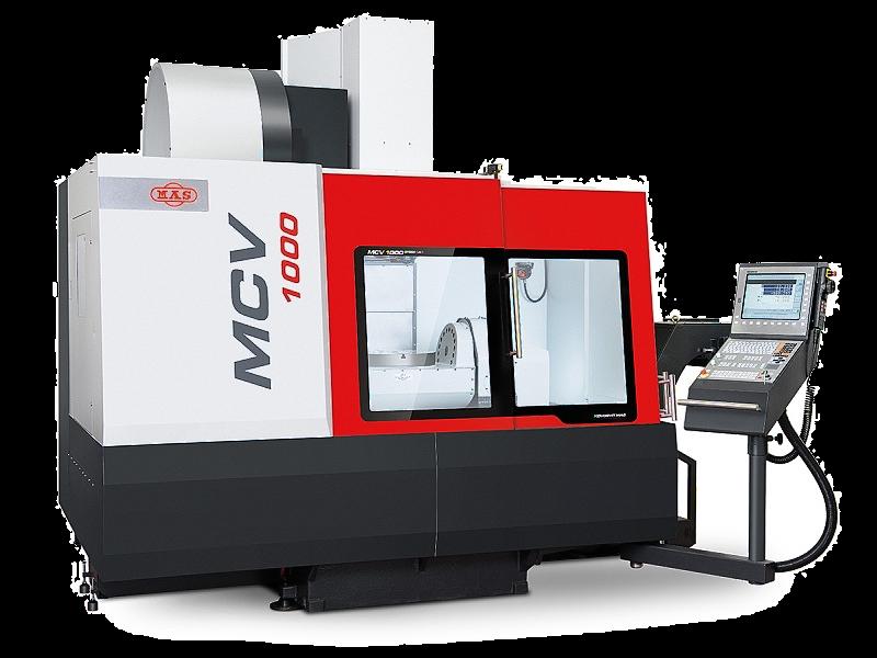 MCV 1000 5 Axes