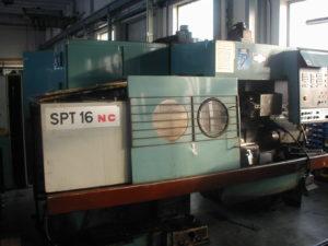 SPT 16 před renovací