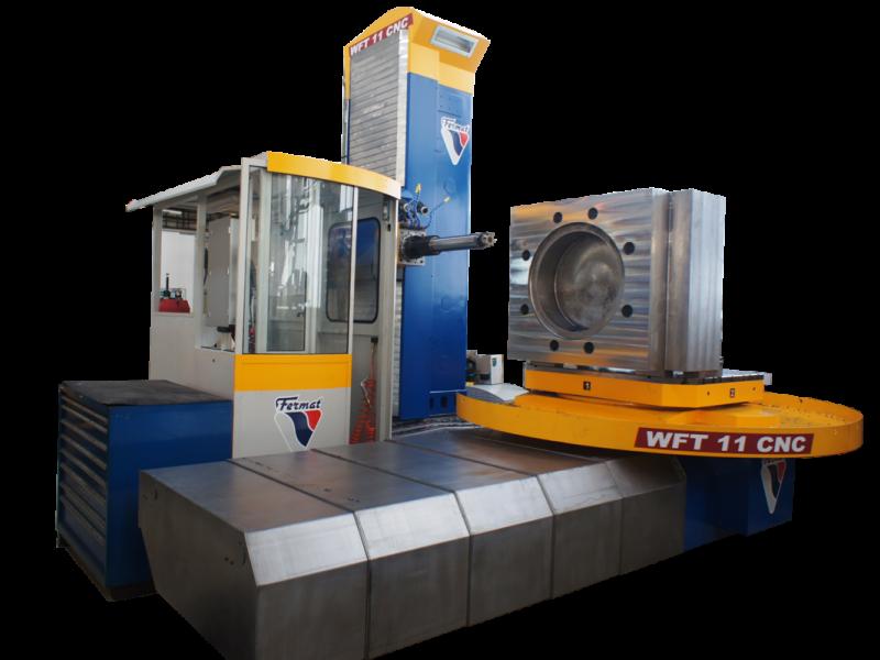WFT 11 CNC